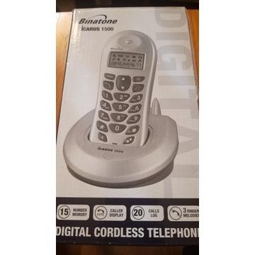 telefon stacjonarny Binatone