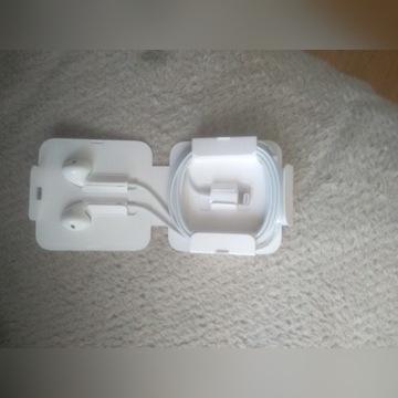 Słuchawki Apple EarPods MMTN2ZM/A ze złączem Light