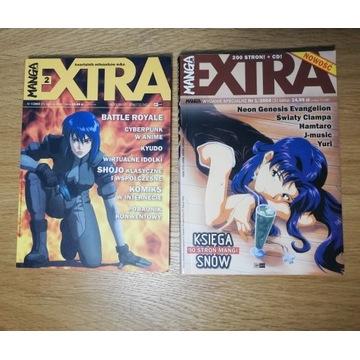MANGAzyn Extra #1 - #2 + CD!