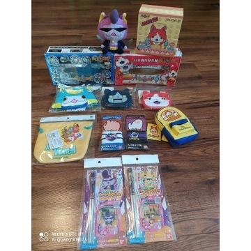 Yokai Watch Kolekcja Jibanyan Komasan Anime