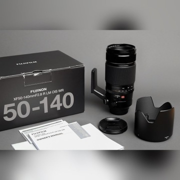 Obiektyw Fujifilm Fuji XF 50-140 f 2.8