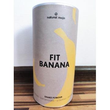 Fit Banana Natural Mojo koktajl bananowy