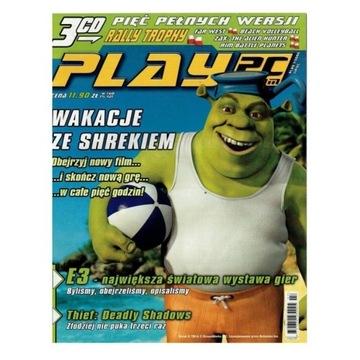 Play PC wakacje ze Shrekiem , Shrek 07/ 2004 rok.
