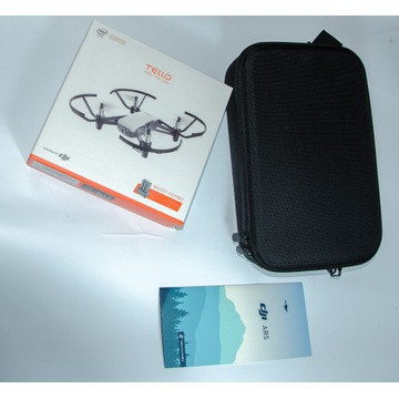 Dron Ryze Tello DJI kamera 5MP WiFi FULL zestaw