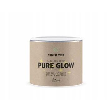 Natural Mojo PURE GLOW kapsułki chroniące skórę