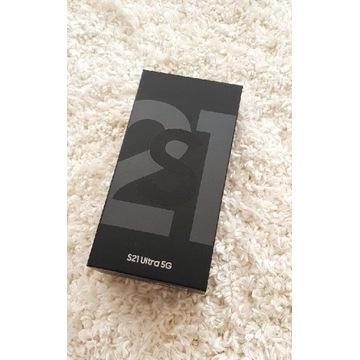 Samsung Galaxy S21 Ultra 128Gb Nowy! Gwar. 24mies
