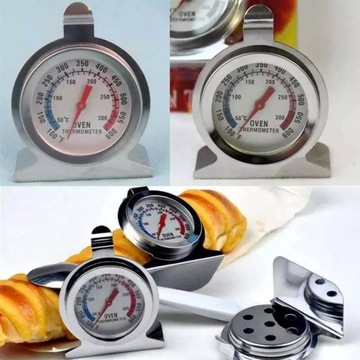 Termometr do piekarnika 0-300°C licytacja od 1zł