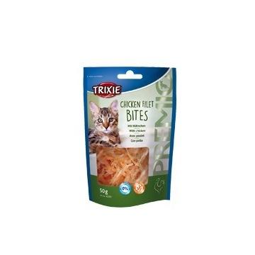 TRIXIE filety z kurczaka dla kota przysmak 50g