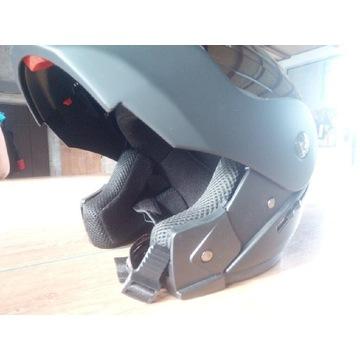 Kask motocyklowy modułowy szczękowy - nowy