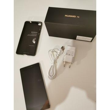 Huawei P8 GRA-L09 używany + etui + karta microSD