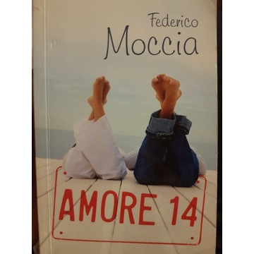 Amore 14, Rzymskie wakacje- 2 książki młodzieżowe