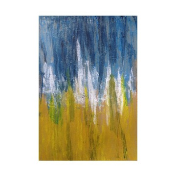 Minimalism Dekor abstrakcja art deco ręczny obraz