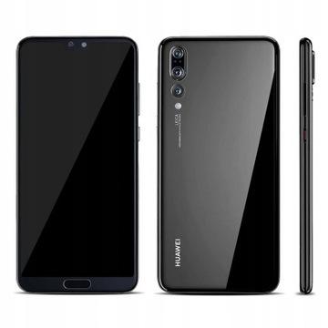 Huawei P20 PRO 128/6 GB Black + dodatki, Idealny