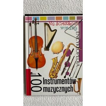 Książka:100 instrumentów muzycznych. Encyklopedia.