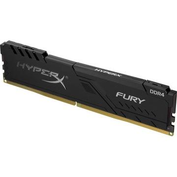 HyperX Fury, DDR4, 8 GB, 2400MHz [URLOP DO 02.08]