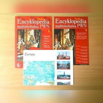 Encyklopedia Multimedialna PWN 2 SztukaUNIKAT