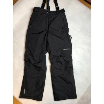 Spodnie narciarskie Bergson SUNAPEE ladies BLACK L