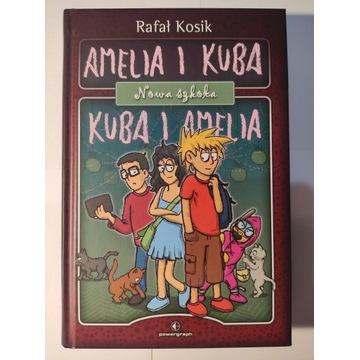 Amelia i Kuba-Nowa Szkoła - RAFAŁ KOSIK