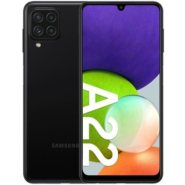 Samsung a22 czary 64gb Gwarancja