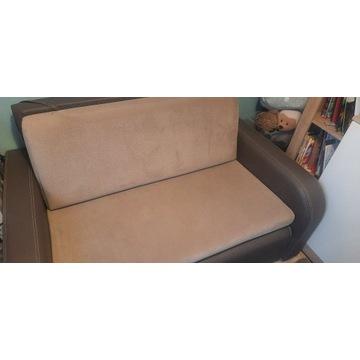Kanapa, sofa rozkładana, amerykanka