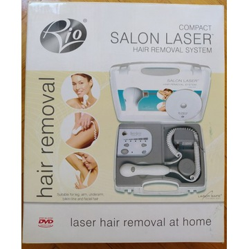 Rio Salon Laser Hair Removal System