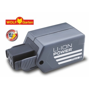 WOLF-Garten akumulator LI-ION POWER Pack 3