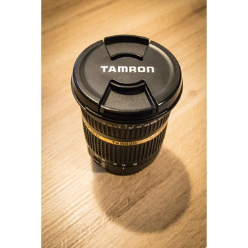 Tamron SP AF 10-24mm f/3.5-4.5 Di II do Canona