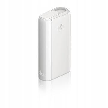 GLO Hyper + plus white białe
