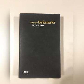 """Zdzisław Beksiński """"Opowiadania"""""""