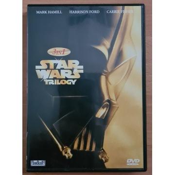 Filmy DVD Star Wars Gwiezdne Wojny 3in1 IV - VI