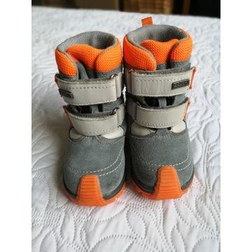 Buty zimowe Bartek buciki dla dzieci, śniegowce