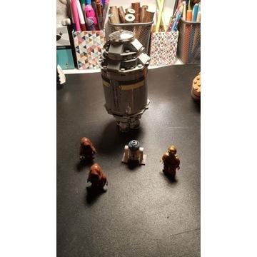 Zestaw LEGO Star Wars 75136 kapsuła ratunkowa