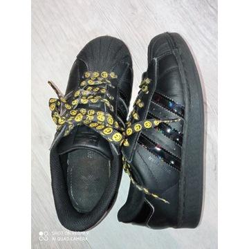 Buty muszelki adidas 34