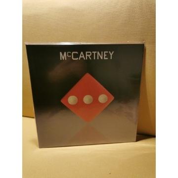 Paul McCartney III Third Man Record Lim. Red nr439