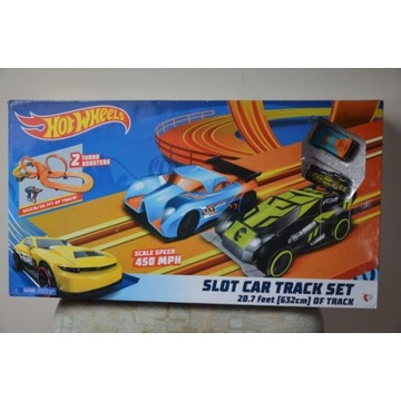 Tor Hot Wheels/Slot Car Track Set 632 cm