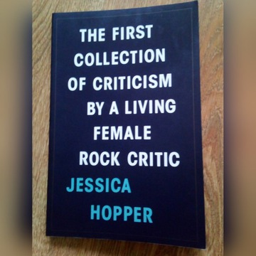 The first collection of criticism... - J. Hopper