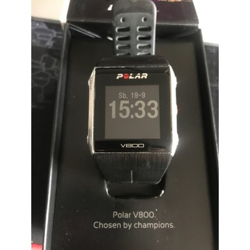 Zegarek polar V800 + Polar H7