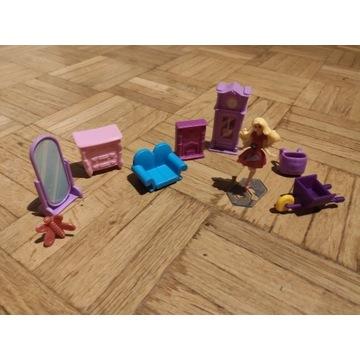 Mini Barbie i mebelki