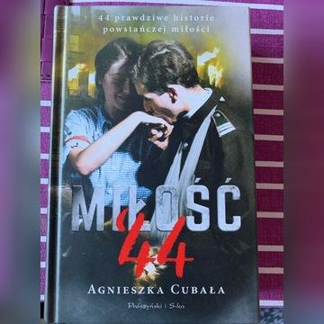 """Miłość 44"" świetna książka"