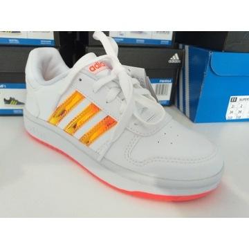 Buty adidas HOOPS 2.0 K rozmiar 34