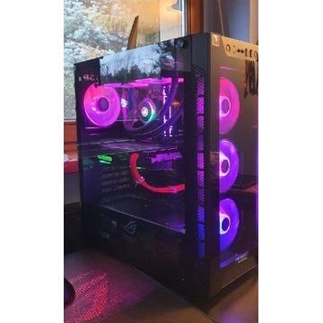 Wentylator cooler master sf120r argb pwm