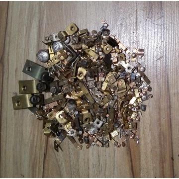 Styki srebro odzysk srebra 235gr