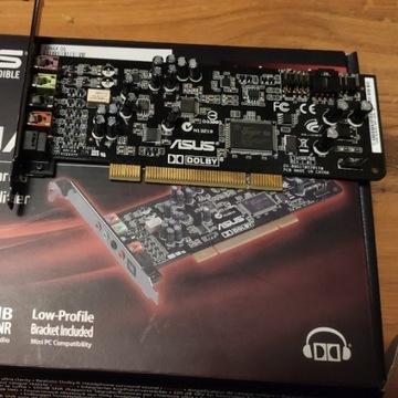 Karta dźwiękowa PCI Asus XONAR DG
