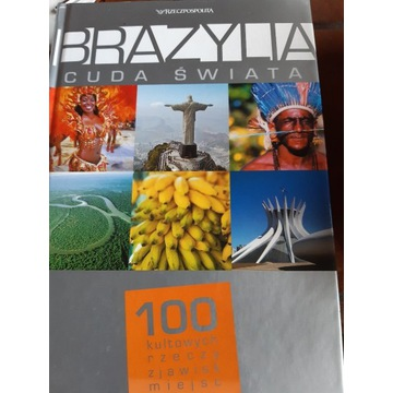 BRAZYLIA - CUDA ŚWIATA