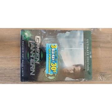 Green Lantern Steelbook Nowy! DVD/Blu Ray