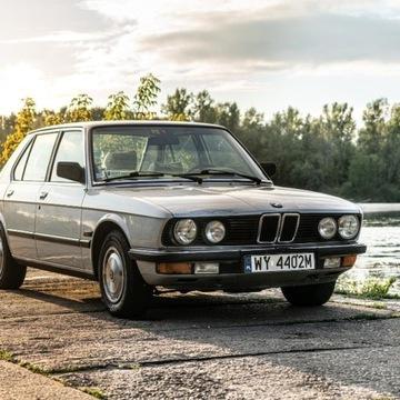 BMW E28 525 wawa - zamiana