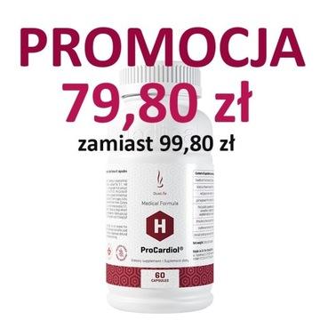 Mocne serce - ProCardiol - 60 kaps.