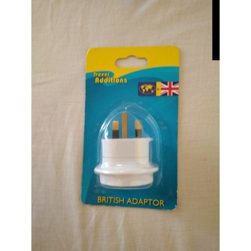 Adapter British