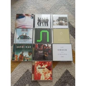 Płyty CD New Order, P.J.Harvey, Joy Division,