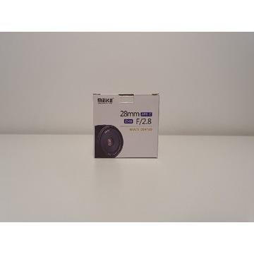 Meike 28mm 2.8ft Fuji X